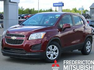 2015 Chevrolet Trax LS FWD | ONLY $68/WK TAX IN. $0 DOWN