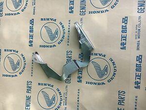 HONDA S90, Honda Super 90 NOS Rear Mud Flap Chrome Stay.