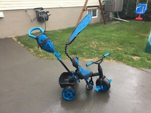 Tricycle (3 étapes)