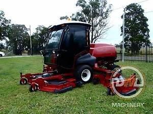 TORO GROUNDSMASTER 5910 WIDE AREA RIDE ON OUT FRONT LAWN MOWER Austral Liverpool Area Preview