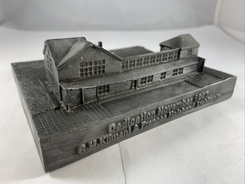 1997 Microcosms Roth Center For Jewish Life Souvenir Building