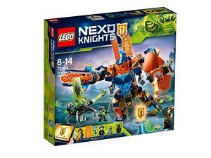 LEGO NEXO KNIGHTS Clays Tech-Mech 72004 NEU OVP