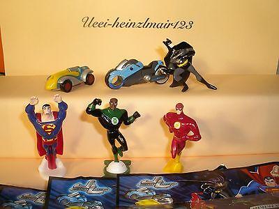 Komplettsatz Justice League 2  mit allen BPZ