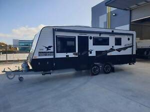 **NEW 21FT CONDOR 3 BUNK FAMILY VAN WITH ENSUITE** Epping Whittlesea Area Preview