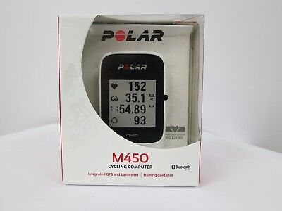 Polar M450 GPS cycling computer review - BikeRadar