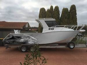 PRESTON CRAFT THUNDERBOLT 7.6m HARDTOP- BRAND NEW Stirling Stirling Area Preview