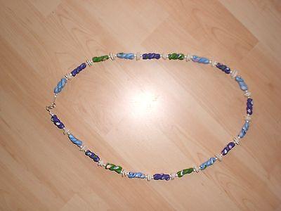 Halskette - Kette - Modeschmuck - Perlenkette - für Mädchen - 75 cm lang ()