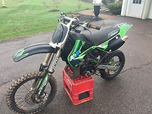 Immaculate kx 100 for sale!!$3000