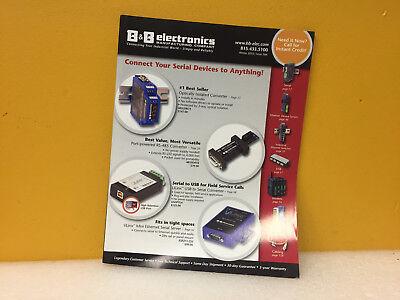 B B Electronics Manufacturing Product Catalog