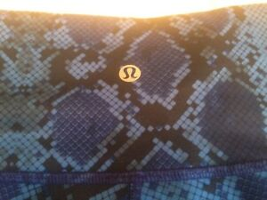 Lululemon yoga/running pants