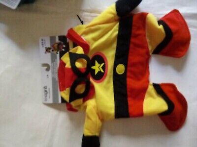 DOG Halloween COSTUME Imagin8 SUPERHERO 2 piece - Michaels Hunde Kostüm