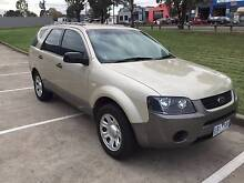 2007 FORD TERRITORY, FREE WARRANTY, LONG REGO, FREE RACV......... Thornbury Darebin Area Preview