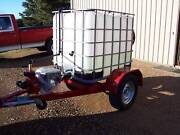 fire fighting unit on trailer Riddells Creek Macedon Ranges Preview