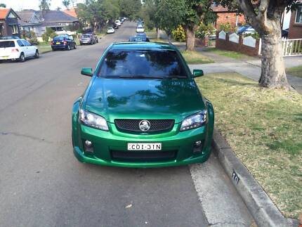 2009 Holden Commodore Sedan Roselands Canterbury Area Preview