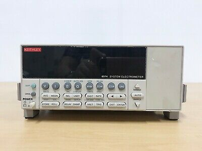 Keithley 6514 System Electrometer