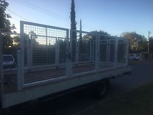 Flat bed truck cage Bassendean Bassendean Area Preview