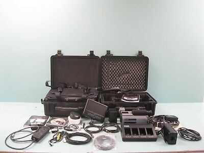 Flir Systems Pm695 Ntsc Thermacam W Reporter 2000 Accessories E1 2318