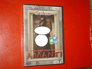 """DVD NEW SEALED""""AMANTI""""LA PRIMA APPARIZIONE DI SELEN-90 MINUTI - Italia - DVD NEW SEALED""""AMANTI""""LA PRIMA APPARIZIONE DI SELEN-90 MINUTI - Italia"""