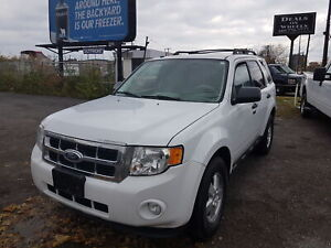 2012 Ford Escape XLT ONLY 141000KM