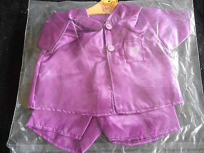 Purple Pajamas for Build-a-Bear /All American Girl Dolls