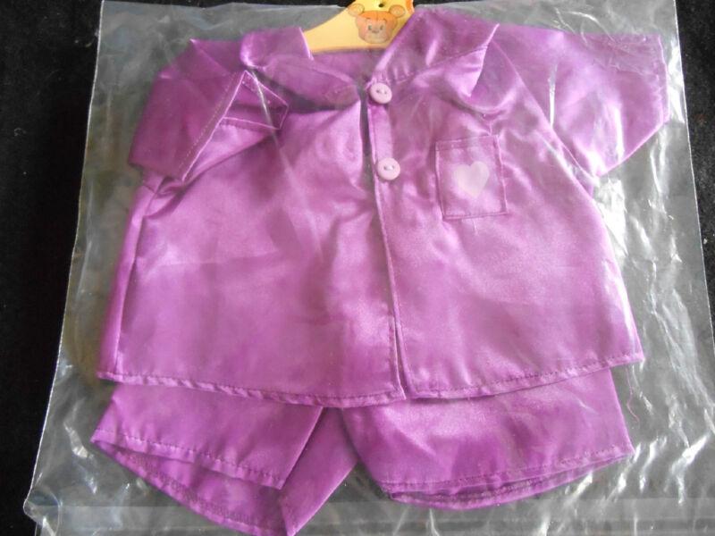 Purple Pajamas for Build-a-Bear /All American Girl Dolls