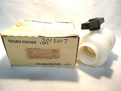 New In Box Georg Fischer Typ 346 2 14 Fpm Ball Valve
