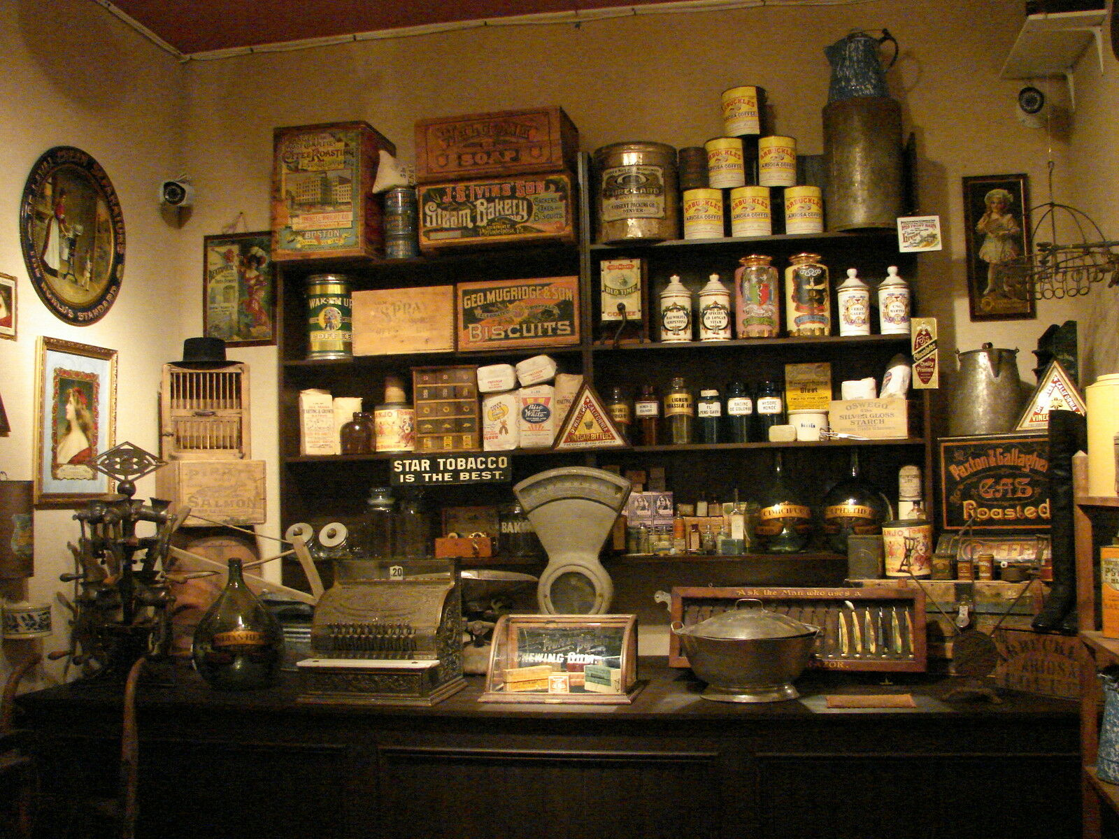 Weaselboy's General Store