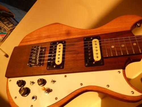An Hand Built Headwind Guitars Thunderbacker 6 String Electric