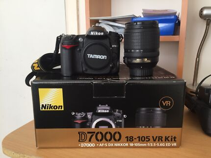 Nikon D7000 18-105 VR Kit Dandenong North Greater Dandenong Preview