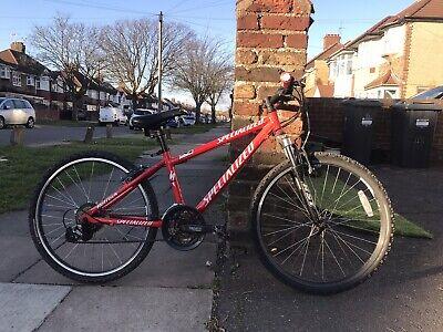 Boys specialized mountain bike 24 inch wheels - Hotrock
