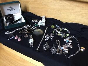 Lot of Jewelry and W all for $25