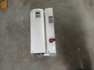 Abb Drive Ach401601132 10be0000 480v Volts 21.5a Amps 3ph 15hp Used