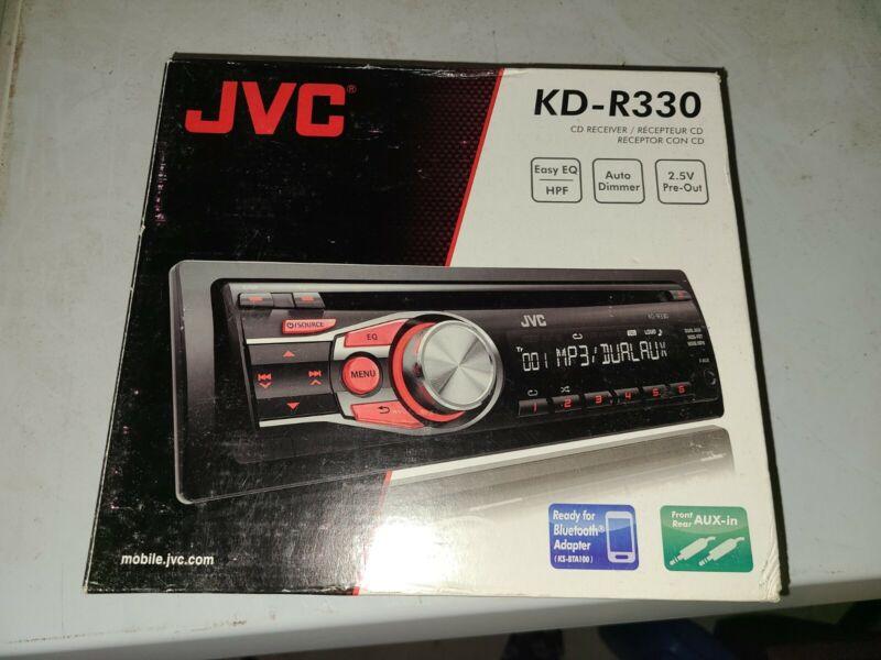 Jvc kd-r330