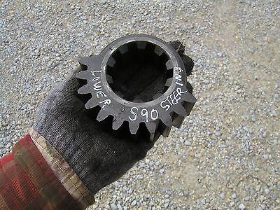 Massey Ferguson Super 90 Diesel Tractor Mf Main Lower Steering Sector Gear
