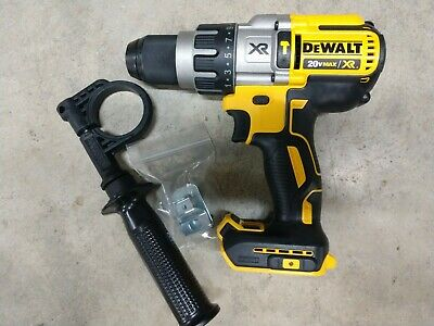 Brand New Dewalt 20v Max Xr Cordless Brushless 12 Hammer Drill Model Dcd996