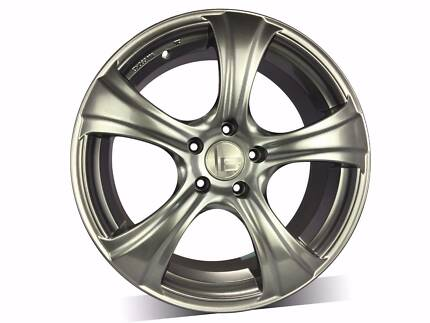 """4X 18"""" INCH New Racing Wheels For FALCON,AURION, FREE DELIVERY"""