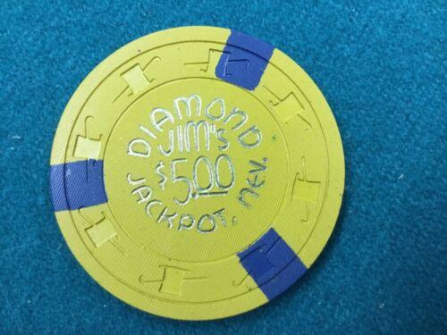 $5 Diamond Jim's, Jackpot, NV
