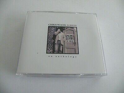Chris Wood - Albion - Anthology - Double CD 2009