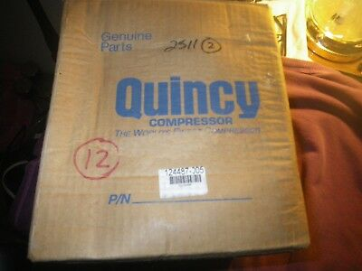 Quincy 124487-005 Air-oil Separator Brand New Old Stock