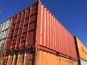 20ft Shipping Container for sale in Naracoorte (Refurbished) Naracoorte Naracoorte Area Preview