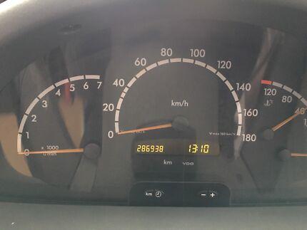 Mercedes Sprinter Motor Home Mount Barker Mount Barker Area Preview