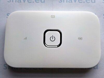 UNLOCKED Huawei R216 E5573 4G LTE mobile broadband Wi-Fi router Mi-Fi, white