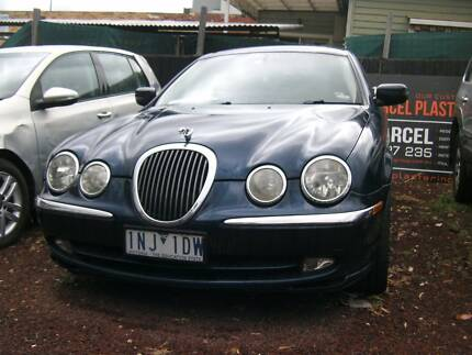 Jaguar S Type 6 cylinder $1500 Strathmore Moonee Valley Preview