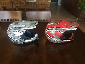 NEW - Zox Motorcycle Helmets