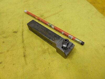 Kennametal Tpg 322 Carbide Insert 34 Lathe Turning Tool Holder Ktfl-123c