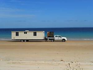 Flexihome Mobile Home Granny Flat 9 Metres Tow To Anywhere Wynnum Brisbane South East Preview