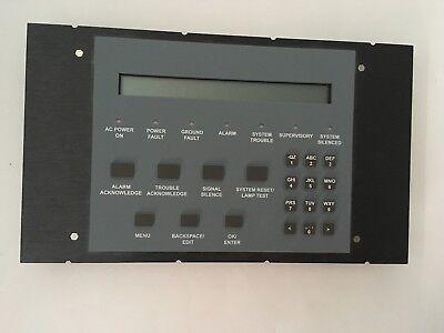 Gamewell Fci Lcd-e3 Fire Alarm Keypad Annunciator Display