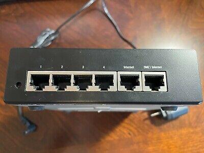 Cisco RV042G Dual WAN VPN Gigabit Firewall Router V01