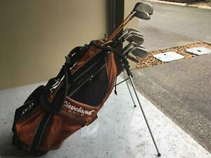 Professional Cleveland Golf Clubs Right Hand