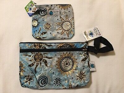 NEW Celestial Planet Wise Wet dry Clutch & Sandwich Bag Exclusive, Best